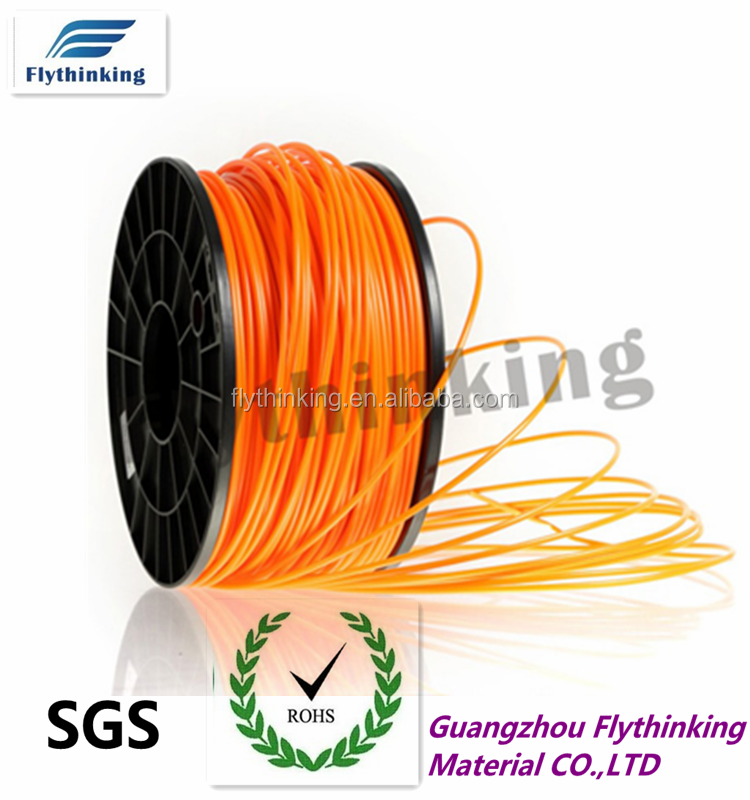 ABS PLA Nylon Plastic Productions, 3D Printer Filament PLA With 1.75mm 3.0mm 1kg/spool