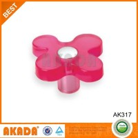 china Good Quality Durable india mini flower drawer knobs