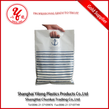 plastic carry bag design and plastic bag imported from china