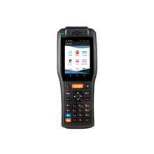 Android 2d Barcode Scanner Pda With 58mm Printer Function