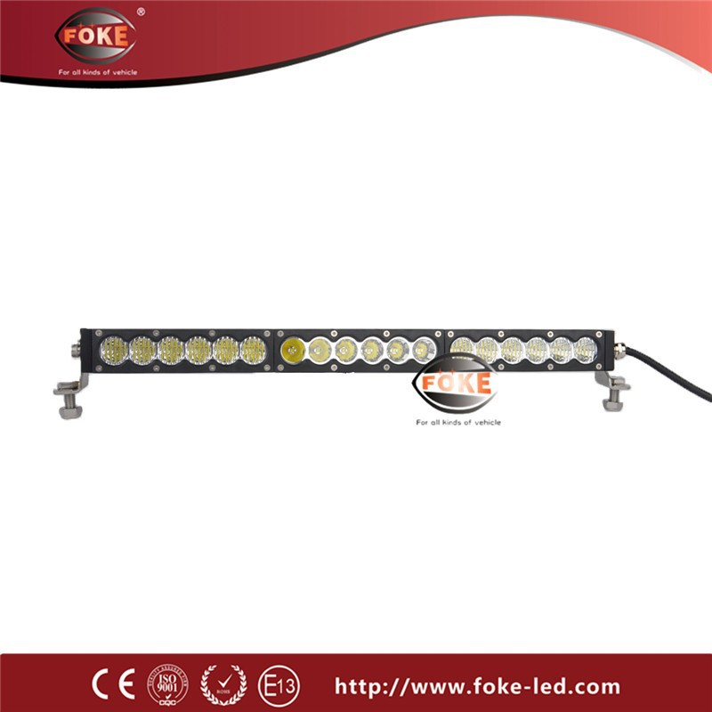 90w single row offroad led light bar 180w led truck light for Offroad,Jeep,Truck,SUV