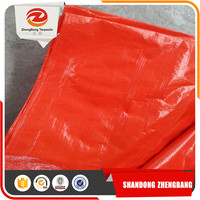 Dark Coloured Pe Tarpaulin Sheet Wear Board