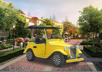 electric car for golf