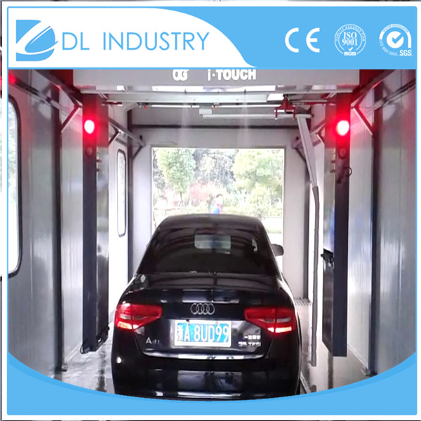 can be used for BMW,Buick a new product widely used all over the world Touless car washing machine
