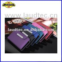 Leather Portfolio Case for iPhone 5,PU Leather Portfolio Case for iPhone 5 5G hot selling wallet case for iphone 5
