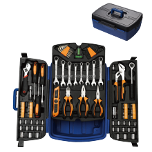 Powerful auto hand tool kits used for car reparing