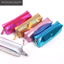 Free Shipping Low MOQ Wholesale PU Cheap pencil case