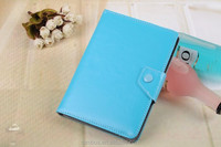 Buckle 7 inch Tablet PC Universal Protective PU Leather Flip Case