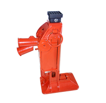 10T Hand operated jack , mechanical steel jack, quick jack for lift