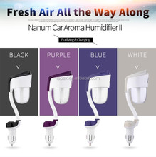 2017 new car aroma diffuser humidifier with usb interface