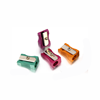 Plastic Double Hole Pencil Sharpener