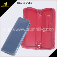 2015 new PU Leather pen holder pen case
