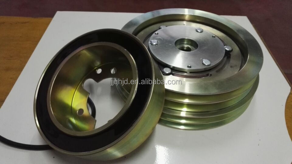Carrier 05g compressor magnetic clutch volvo bus