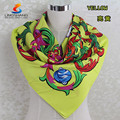 New Fashion 100% Silk Handmade Necklace Kerchief Scarf & Wrap Gift Square scarf bandana