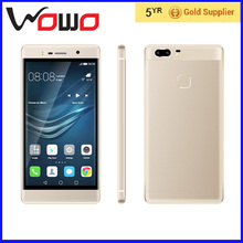 5.5inch 3G Quad-core cell phone made in China mobile phone P9 Plus