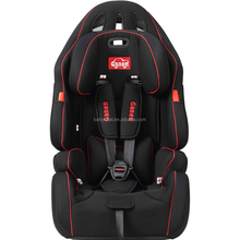 Child baby children's car seat with ECE R44/04 for group 1+2+3 (9-36kgs, 1-12 year baby)