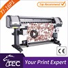 outdoor indoor sublimation dual 3in 1 high speed DX5/DX7 Printheads 1.6m Digital Eco Solvent large format Printer
