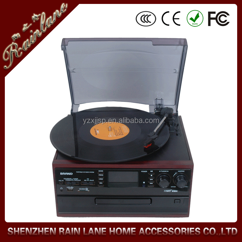record function usb mp3 gramophone