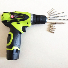 Hot 18V electronic hand drill for repair