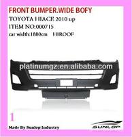 toyota hiace body parts #000715 Hiace 2010 2011 2012 2013 Bumper Front Bumper for hiace KDH200