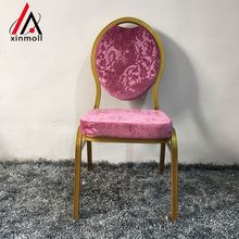 cheap used stackable banquet chair china factory