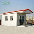 Multi rooms modern luxurious prefab Modular Smart house