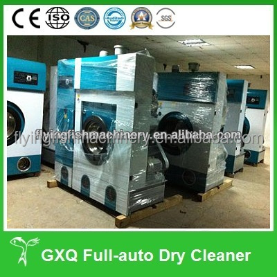 Hot sale 6kg laundry dry cleaning equipment prices