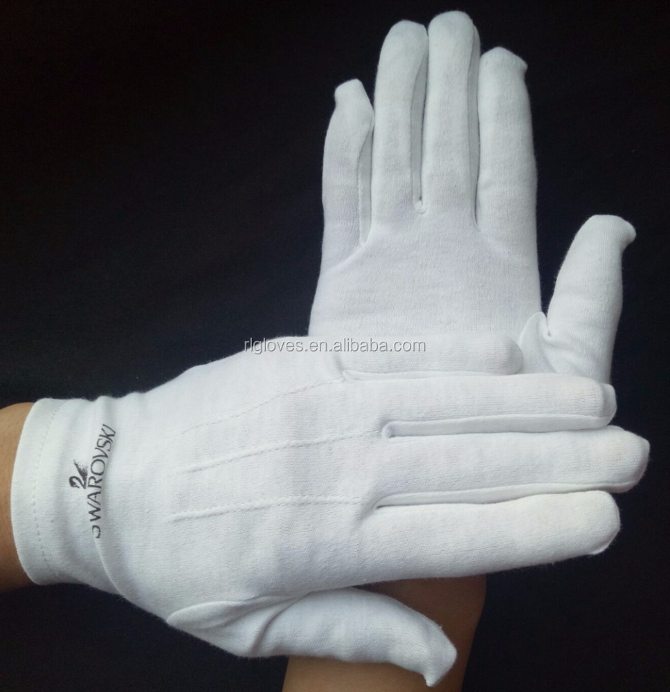 wholesale spa moisturizing cotton gloves supplier