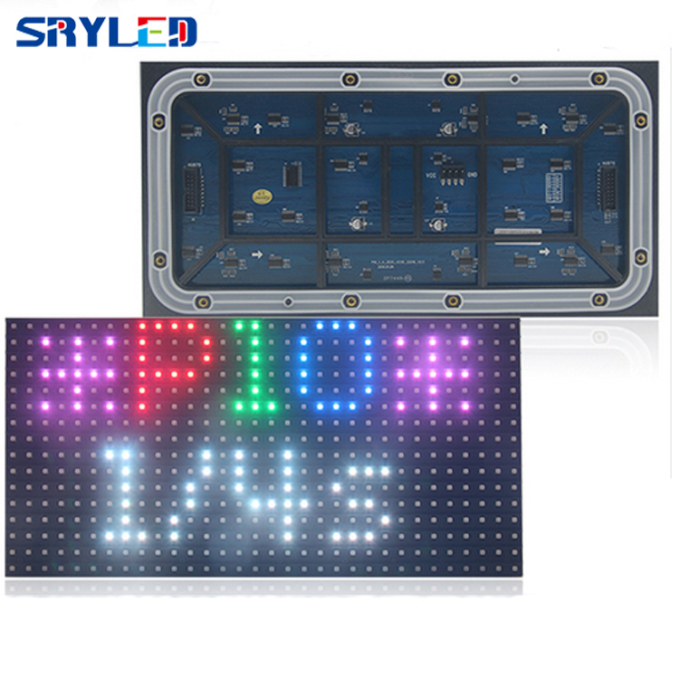 Hub75 Waterproof RGB P10 SMD Full Color Outdoor 320X160 LED Module