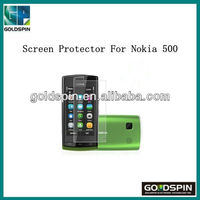 Ultra Clear Screen Protector For Nokia 500 Screen Protector