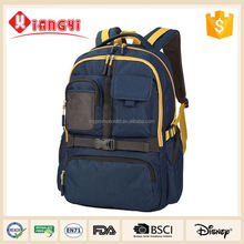 Cool special shape design your own travel school bag backpack
