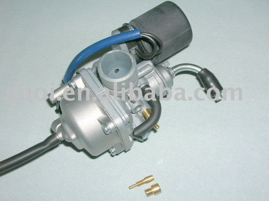 MOTORCYCLE CARBURETOR (AXIS 90)