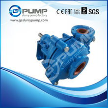 slurry pump with grease lubrication system