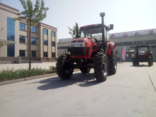 new design hot sale farm tractor 1354 135Hp 4 WD, shuttle shift, use YTO