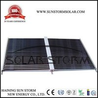 Solar Storm 50 tubes hot water solar collector
