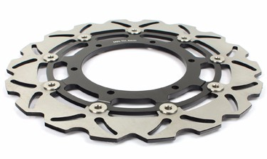 Stainless steel floating motorcycle front brake disc for YZF-R7 FJR1300