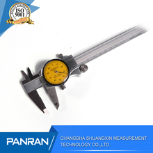 150mm/6 inch Shockproof Stainless Steel Dial Caliper
