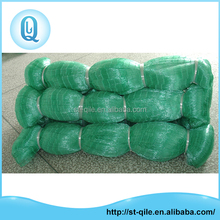 Hot sale softness used nylon monofilament fishing net weaving for OEM