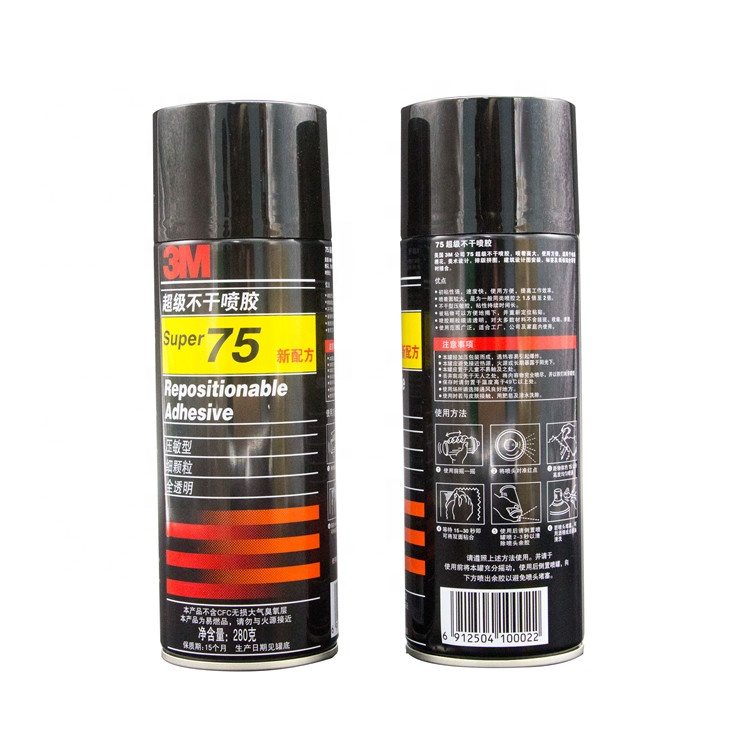 3M Repositionable 75 Spray <strong>Adhesive</strong>