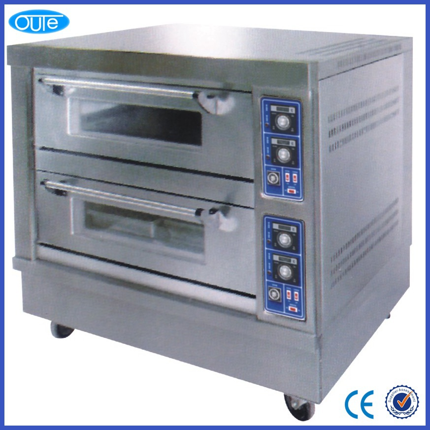 2016 Hot Sale Industrial Bread Baking Oven With Baking Pan(THL -24)