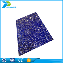 Fashion design china supplier plastic cover ceiling tiles bathroom wall panels