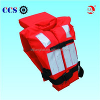 Solas approved waist inflatable lifesaving life jacket