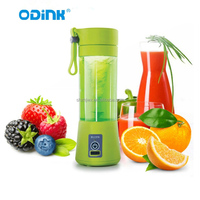 Blenders popular Portable Rechargeable battery juicer Usb Cold press with best quality blender