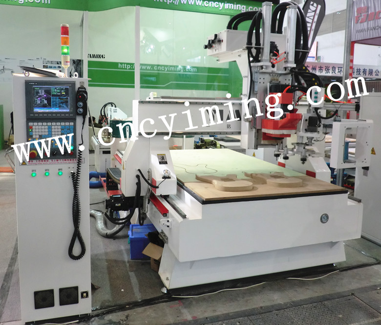 3d wood carving machine milling motor spindle carpentry machine
