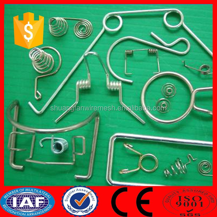 Custom Wire Shape Wire Bending Parts