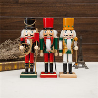 2017 Wholesale Popular Christmas Ornament Wooden