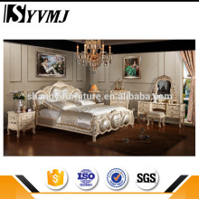 Low price of indian double bed design for sale