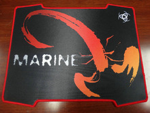 Rubber full color printing custom gaming mouse pad