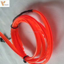 colorful sewable el wire/ el welt wire/ el welted wire