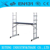 Aluminum scaffolding ladder clamp used for building scaffolds